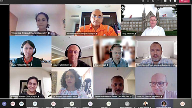 Photo of مناقشة التحديات الناجمة عن التآكل