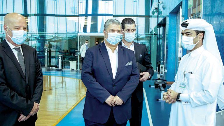 Photo of «سبيتار» أفضل مستشفى رياضي في العالم