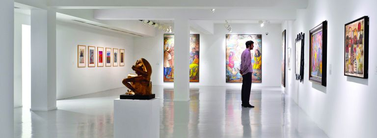 Photo of المتحف العربي للفن الحديث يختتم فعاليات مؤتمر الدراسات الفنية الثالث