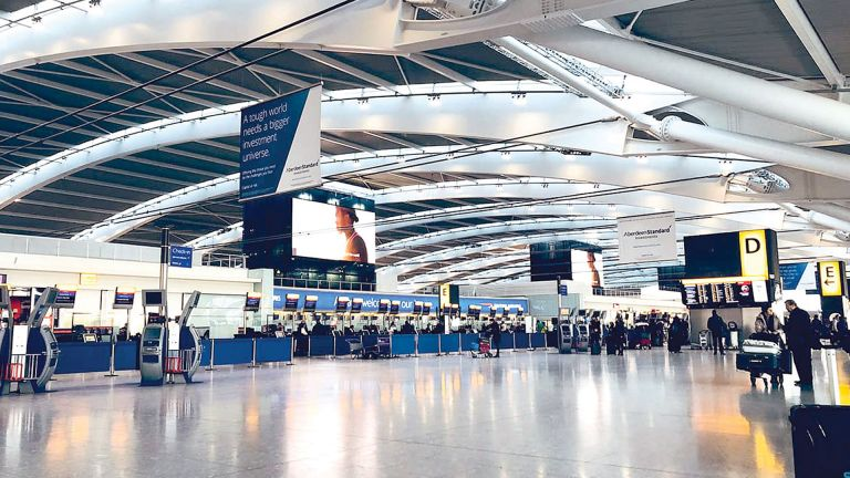 Photo of مطار هيثرو قد يطلب إعفاءات من الدائنين