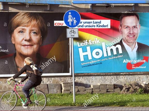 Photo of ألمانيا:53 % من السكان يرون أن الديمقراطية مهددة