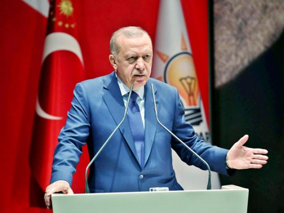 Photo of أردوغان: اضطررنا لشراء إس-400 من أجل السلام بالمنطقة