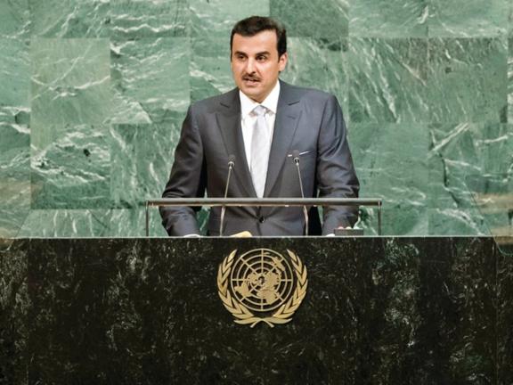 Photo of صاحب السمو يخاطب الأمم المتحدة اليوم
