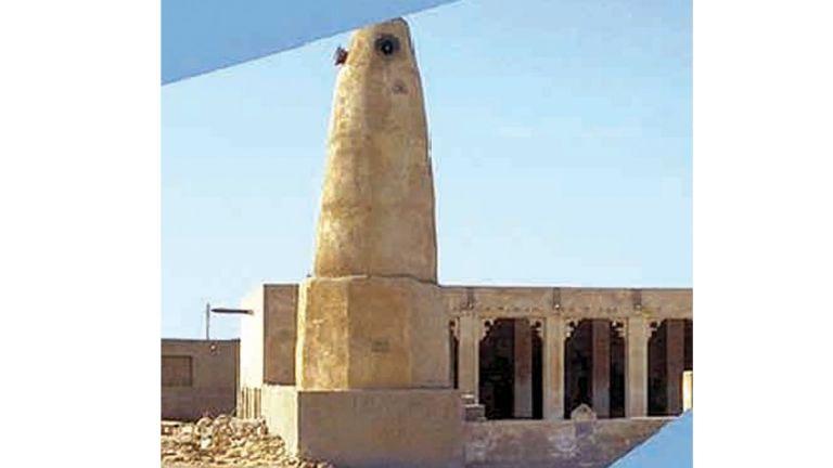 Photo of استعراض المساجد التاريخية في قطر