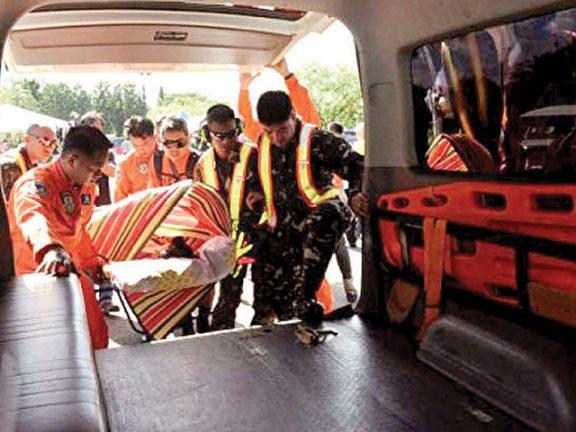 Photo of الفلبين: 51 جريحاً في زلزال تسبّب بأضرار للمنشآت