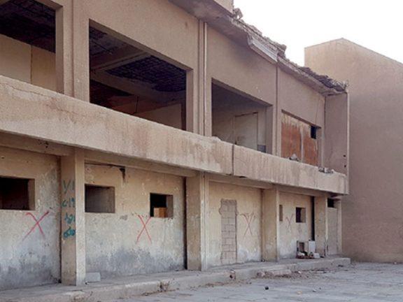 Photo of مكبات للقمامة في محيط السوق المركزي