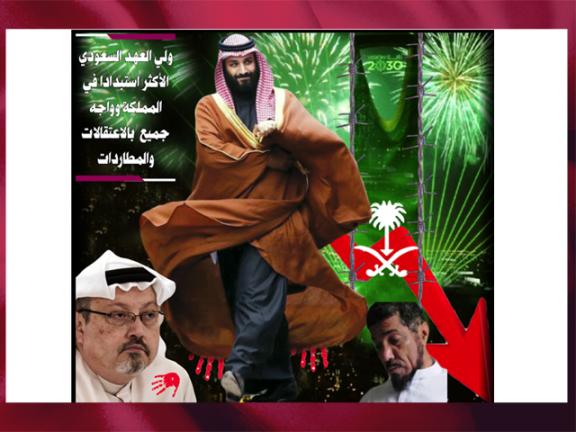 Photo of ابن سلمان شخصية استبدادية ..و طموحات مدمرة
