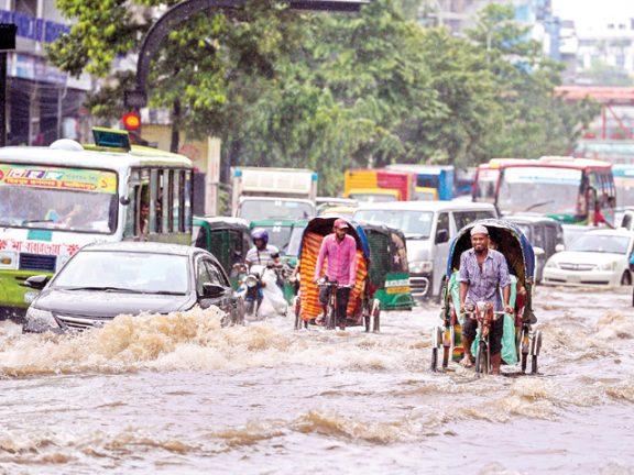 Photo of بنجلاديش: 5 قتلى في فيضانات وانهيارات أرضية