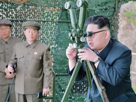 Photo of كوريا الشمالية: إطلاق صاروخين قصيري المدى
