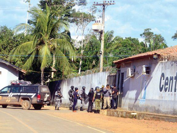 Photo of البرازيل: مذبحة في سجن تخلّف 57 قتيلاً