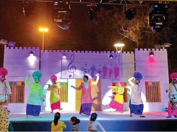 Photo of شؤون الموسيقى ينظم فعالية جماهيرية في العيد