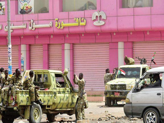 Photo of استجابة واسعة للعصيان المدني في السودان