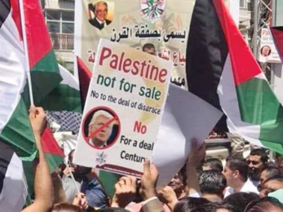 Photo of حماس : فتح رفضت لقاءً فلسطينياً لمواجهة «صفقة القرن»