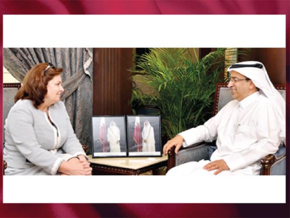 Photo of قطر تعزز التعاون مع المركز الدولي للمنازعات الاستثمارية