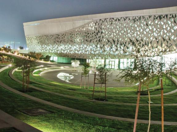 Photo of كلية القانون بجامعة حمد بن خليفة تستعرض برامج الماجستير الجديدة