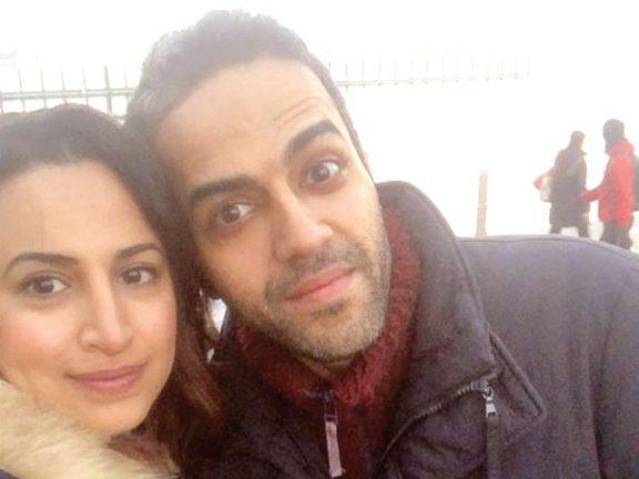 Photo of زوجة الناشط أيمن الدريس تكشف تفاصيل اعتقاله