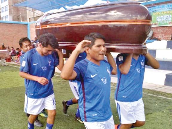 Photo of بيرو: مسابقة تقدّم التوابيت جائزة للفائزين