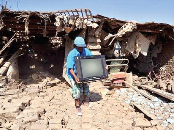 Photo of بيرو .. زلزال قوي يضرب منطقة ساحلية