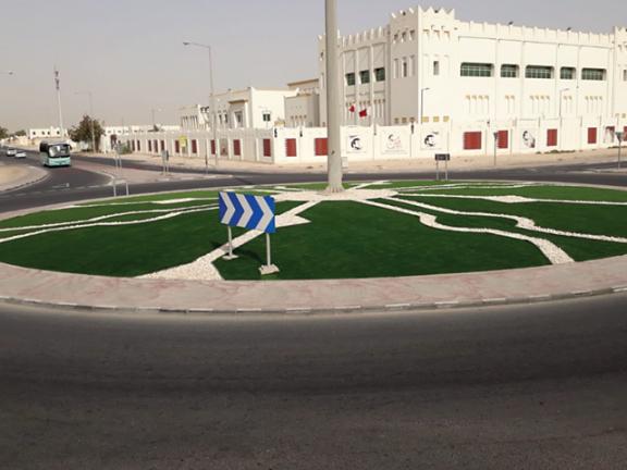 Photo of تجميل دوار العزيزية