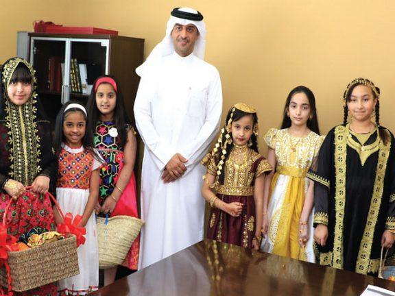 Photo of التقاعد تشارك أطفال سدرة الفرحة بالقرنقعوه