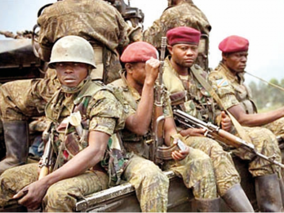 Photo of الكونغو: الجيش يقتل 26 متمرداً