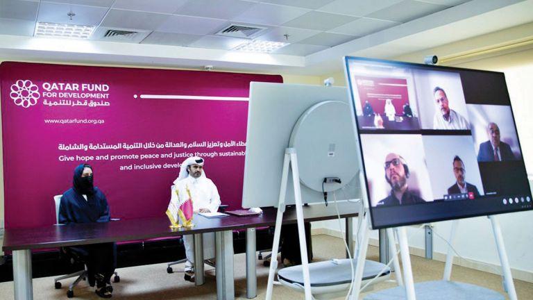 Photo of تطوير برنامج ماجستير السياسيات التنموية