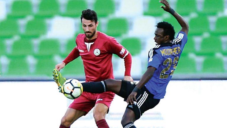 Photo of كأس الاتحاد بين السيلية والمرخية