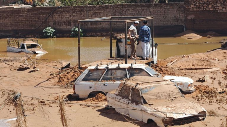 Photo of فيضانات قاتلة تجتـاح الجـزائـر