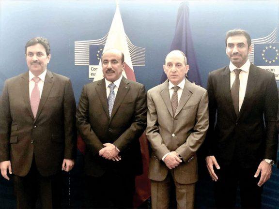 Photo of توقيع اتفاقية فتح الأجواء مع الاتحاد الأوروبي