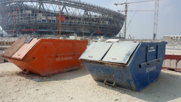 Photo of تقرير جديد يكشف عن تدوير 79% من مخلفات تشييد استادات كأس العالم قطر 2022
