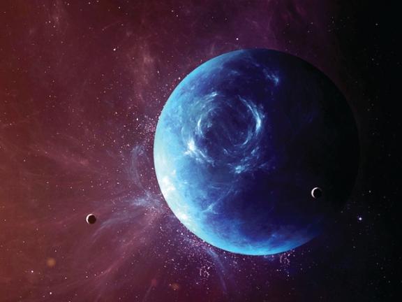 Photo of تلسكوب هابل يوثق إعصــاراً عـلى نبتـون
