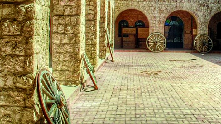 Photo of متحف الشيخ فيصل يستحضر شخصية «الحكواتي»