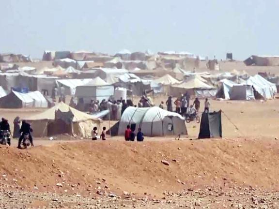 Photo of الأردن: حل مشكلة مخيم الركبان في عودة النازحين السوريين
