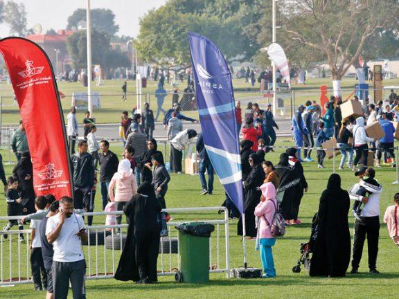 Photo of الدوحة عاصمة الرياضة العربية والإقليمية