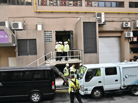 Photo of سنغافورة: انفجارات وحريق في فندق
