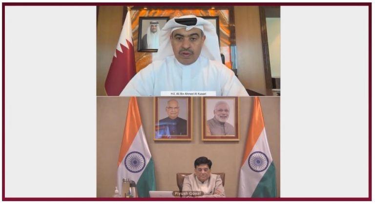 Photo of وزير التجارة والصناعة يجتمع مع نظيره الهندي