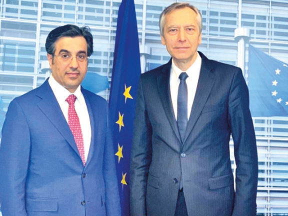 Photo of طرح الانتهاكات السعودية أمام البرلمان الأوروبي واليونسكو قريباً