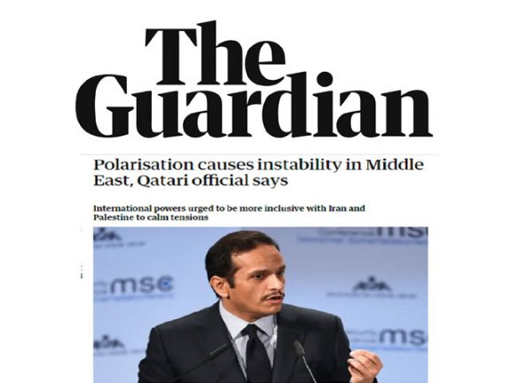 Photo of سياسة الاستقطاب والقمع تهدد استقرار المنطقة