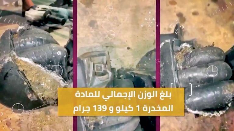 Photo of الجمارك تُحبط تهريب كيلو و139 جرامًا من الماريجوانا