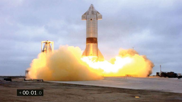 Photo of صاروخ «ستارشيب» ينجح في الهبوط بسلام
