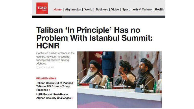 Photo of طالبان لا تُعارض مباحثات إسطنبول