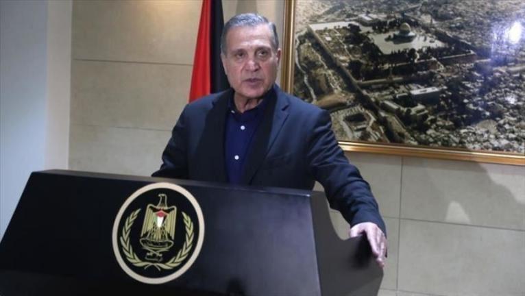 Photo of الرئاسة الفلسطينية تحمل حكومة الاحتلال مسؤولية التصعيد