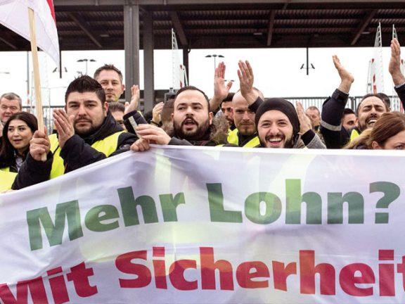 Photo of إضراب يلغي 470 رحلة بمطار فرانكفورت .. اليوم
