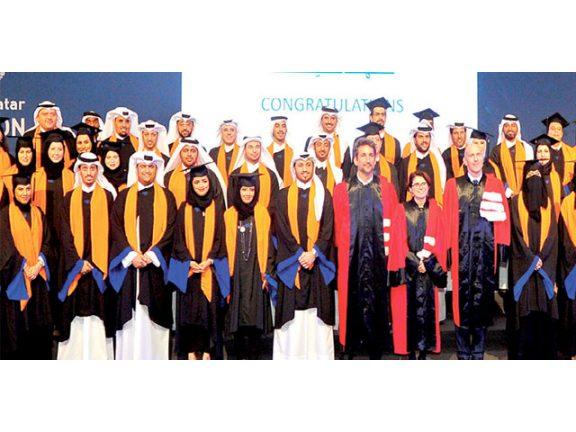 Photo of جامعة الدراسات العليا تكرم دفعة 2018