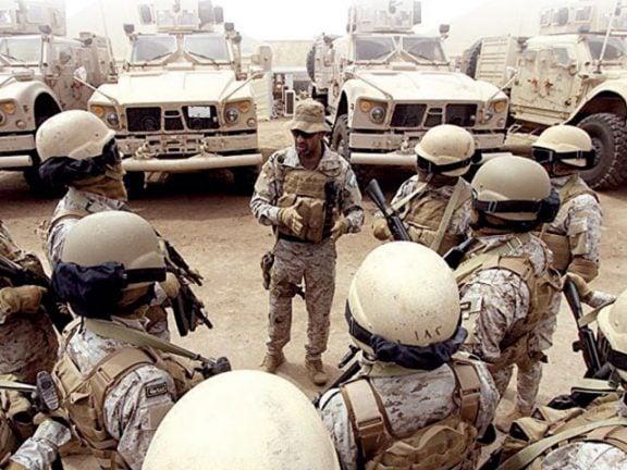 Photo of ميدل إيست آي: بريطانيا تخادع بشأن مبيعات السلاح للسعودية