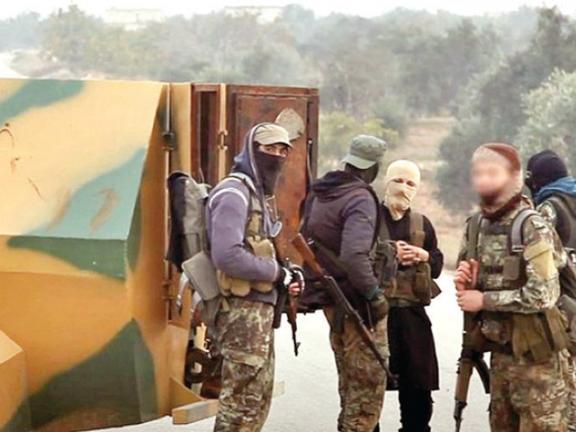 Photo of هيومن رايتس: جبهة النصرة تعذب معارضيها بوحشية