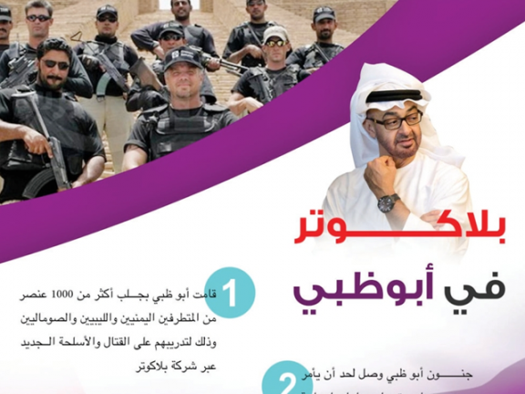 Photo of وول ستريت: الإمارات تتسامح مع كل الأديان إلا الإسلام