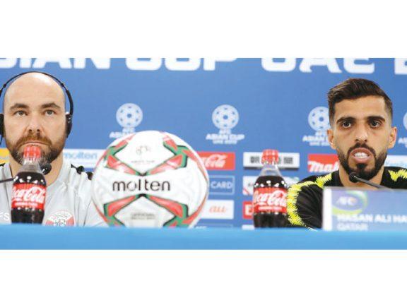 Photo of جاهزون لأهم مباراة في تاريخ الكرة القطرية