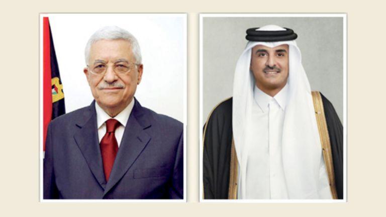 Photo of صاحب السمو: دعم قطري ثابت للشعب الفلسطيني