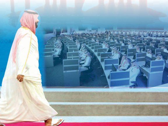 Photo of الذباب الإلكتروني السعودي يفشل في ستر عورة ابن سلمان